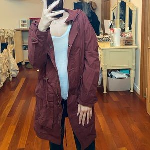 NWT Forever 21 Red Jacket